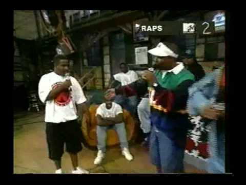 YO! MTV RAPS-GRAND PUBA and MJB