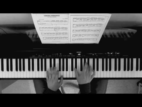 Cinema Paradiso Main Theme - Ennio Morricone video tutorial preview
