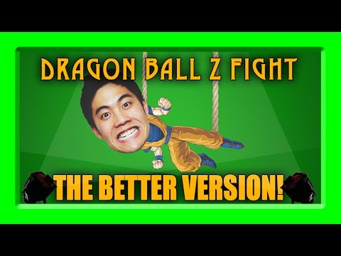 Better - Here is the better version of our Dragon Ball Z Fight In Real Life video! DRAGON BALL Z Fight in Real Life Video: http://www.youtube.com/watch?v=b_PhxHPyVug&...