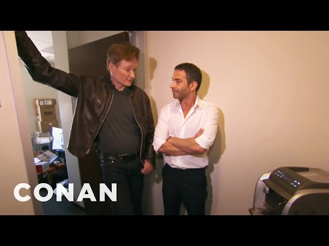 Don't Mess With Conan's Espresso Machine