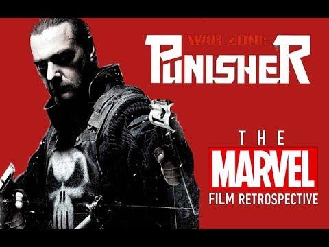 Punisher: War Zone (2008) - The Marvel Film Retrospective