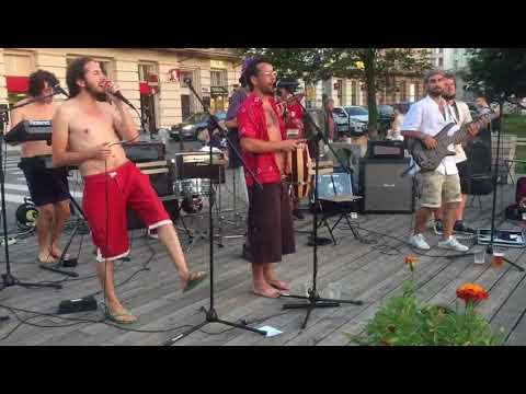 Cumbia Cooperativa - Cumbia Cooperativa - Cerveza (en vivo Dejvicka) 03/08/2017