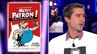 Video François Ruffin - On n'est pas couché 16 avril 2016 #ONPC MP3, 3GP, MP4, WEBM, AVI, FLV November 2017