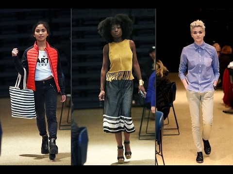 The Sustainable Fashion Show