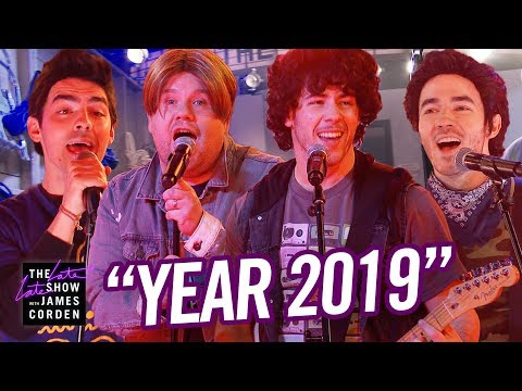 The Jonas Brothers: Year 2019