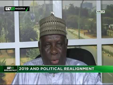 TVC Breakfast 18th Sept. 2018 | 2019 and Political Realignment