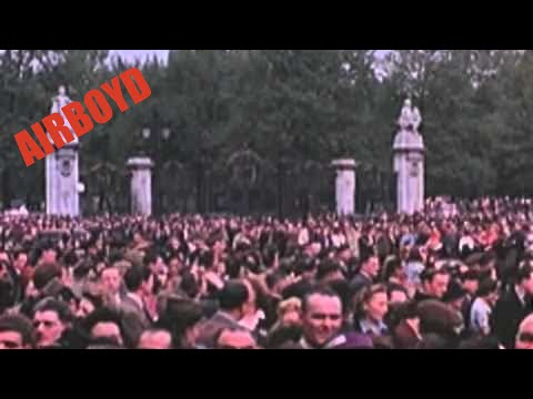 VE Day London (1945)