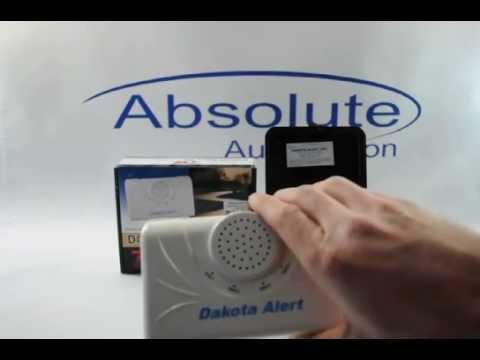 Dakota Alert 2500 Series Driveway Alarms Assistance