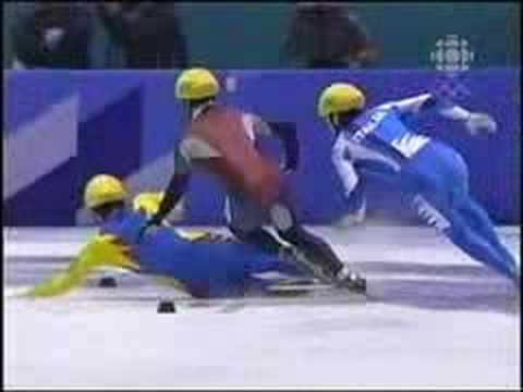Even the most graceful of athletes fumble. WATCH VIDEO of the best Olympian bloopers, from a bobsledder's wardrobe malfunction to Bode Miller's acrobatic near-wipeout.