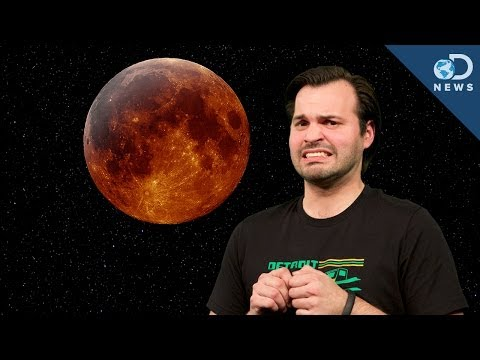 Is a Blood Moon a Sign Of the Apocalypse?