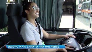 Bauru: seguro mais barato pra mulheres