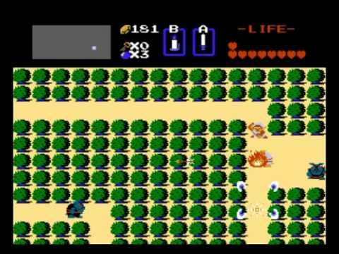 the legend of zelda nes rom