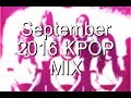 September 2016 KPOP MIX
