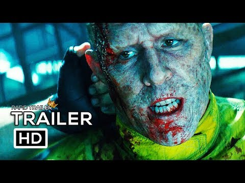 DEADPOOL 2 Final Trailer (2018) Ryan Reynolds Marvel Superhero Movie HD (видео)