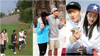 Video Song Ji Hyo and Kim Jong Kook is Revealing Their Secret Relationship? SpartAce is real? MP3, 3GP, MP4, WEBM, AVI, FLV Agustus 2018