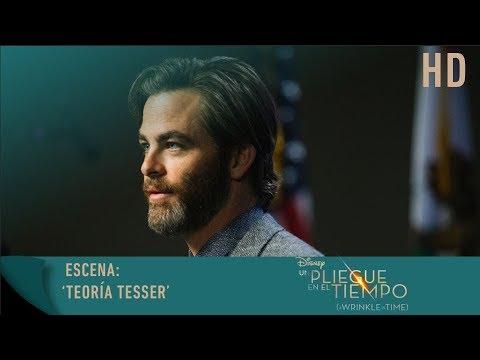 """Un Pliegue en el Tiempo - Escena: """"Teoría Tesser""""?>"""