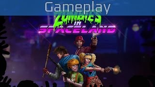 Gameplay Zombies in Spaceland