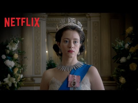 The Crown - Saison 1 - Bande Annonce (VOSTFR)