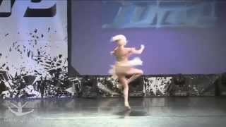 Leaving Berlin - Maddie Ziegler - Full Solo - Chandelier - Dance Moms Audio Swap