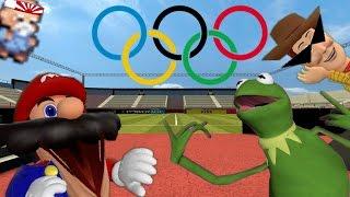 Video R64: Mario the Olympian MP3, 3GP, MP4, WEBM, AVI, FLV Desember 2018