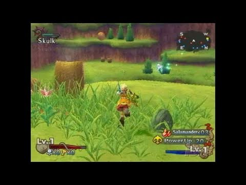 dawn of mana playstation 2