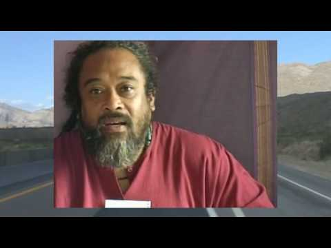 Mooji Video: Fear and Decision Making