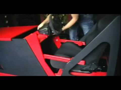 cockpit abatible casero - parte 2