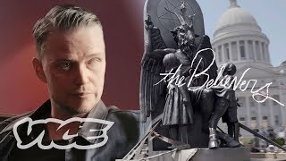 Video The Satanic Temple's Protest for First Amendment Rights MP3, 3GP, MP4, WEBM, AVI, FLV Juni 2019