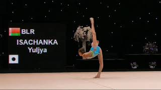 Order VideoDVDs: http://www.gymnasticsdvd.de/shop/pi.php/RG-Miss-Valentine-Cup-Tartu-2017.htmlMore Videos and DVDs at http://www.gymnasticsdvd.deSubscribe my Channel: http://www.youtube.com/subscription_center?add_user=voltigierclipsGrace Francis (CAN) - Junior non-FIG 25 - Miss Valentine Cup Tartu 2017