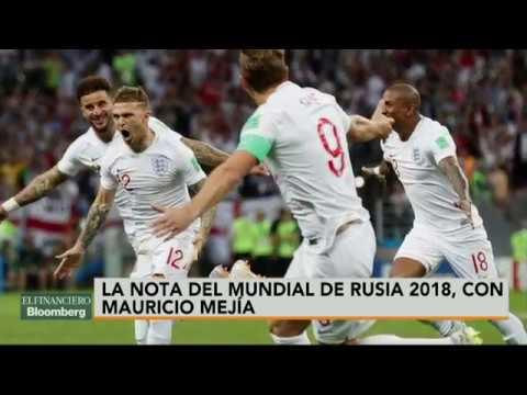 Croacia jugó 'a barrio', se impuso la experiencia ante Inglaterra
