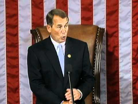 112th Congress Begins with Republican Party Majority in House of Representatives