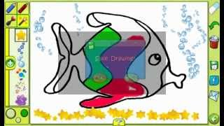 Learn Coloring - Kids Paint YouTube video
