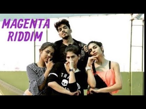 MAGENTA RIDDIM | Dance Fitness Choreography by Vijaya Tupurani | DJ Snake