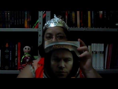 Vídeo Resenha #3  [Perdido em Marte]