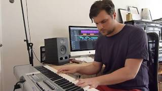 Axwell Λ Ingrosso - Dreamer (ADE version) + bonus track! [PIANO COVER] by David Komar