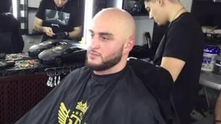 бритьё головы и бороды