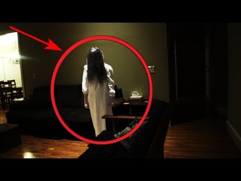 Real Ghost caught on video – Lost tape 18