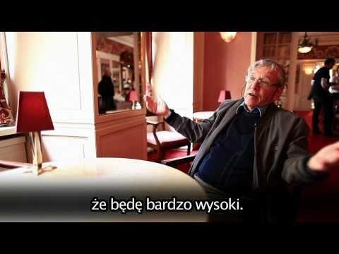 2. Conrad Festival - wywiad z Amosem Ozem
