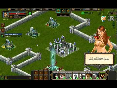 Emporea Realms of War & Magic Gameplay Part 1