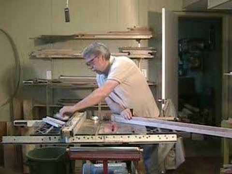 making picture frames - http://www.woodworkweb.com/woodworking-videos/157-making-picture-frames-like-and-expert-video.html : A quick and easy way of making excellent quality picture...