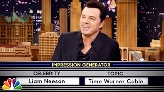 Video Wheel of Impressions with Seth MacFarlane MP3, 3GP, MP4, WEBM, AVI, FLV Februari 2019