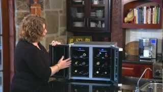 Dual Zone Wine Cellar Demo Video Icon