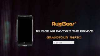RugGear gets tough with the RG730