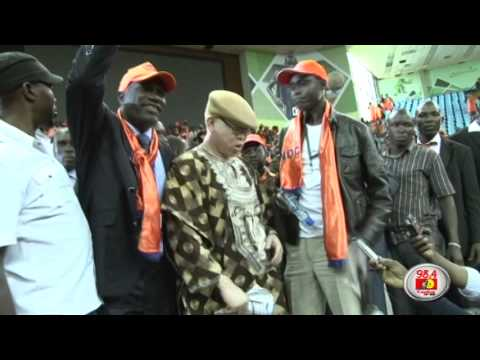 Chaos at ODM polls as tables, ballot boxes smashed