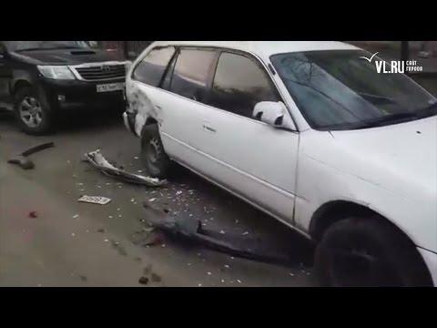 Humalainen wenäjänainen kolaroi 11 autoa ja jälki on karua