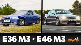 5 Reasons Why I Bought A Rusty E36 M3 Over The 'Superior' E46 M3 by Car Throttle