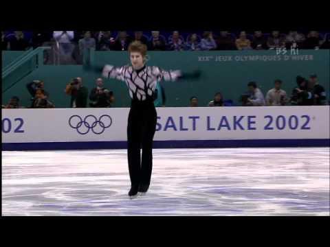 yagudin - Alexei Yagudin 2002 Olympics HDTV SP Winter.