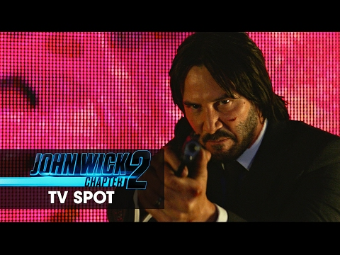John Wick: Chapter 2 (Super Bowl Spot 'Get Some Action')