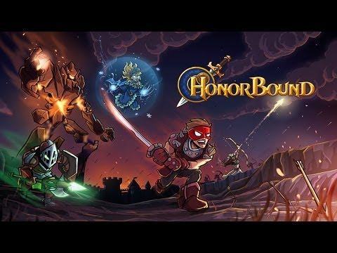 Official HonorBound Launch Trailer