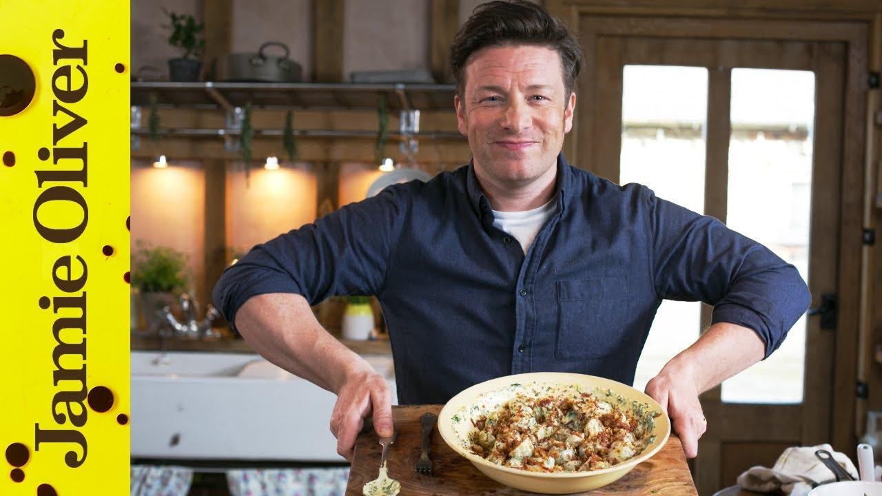 Perfect Potato Salad 3 Ways Jamie Oliver